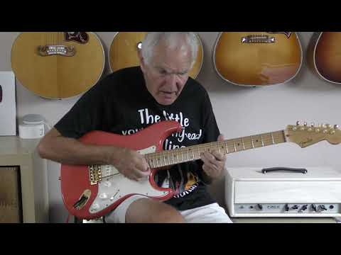 Silence Is Golden. The Tremeloes Guitar Cover By Phil McGarrick. FREE TABS