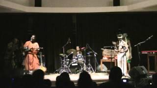 Sufi Baul music meets Aborigenes music.