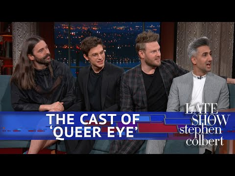 The 'Queer Eye' Cast Can Make Anything Look Fun