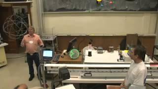 Astronomy Demonstrations -- Dr. Dale Stille