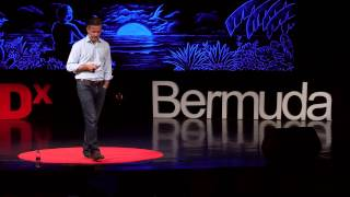The future of exploration | Oliver Steeds | TEDxBermuda