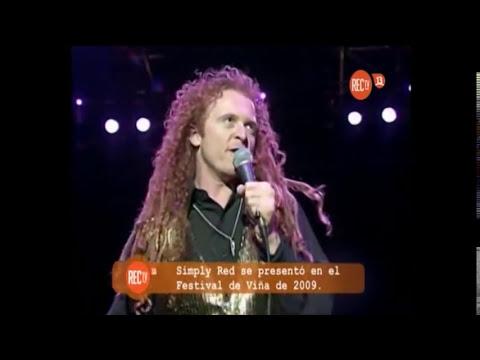 Simply Red - Live in San Carlos de Apoquindo Stadium, Santiago de Chile, 30-01-1993