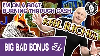 😜 Losing Slot Money FASTER with AUTOSPIN! 🚢 I'm on a BOAT