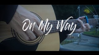 Alan Walker, Sabrina Carpenter & Farruko - On My Way (PUBG) - Fingerstyle Guitar Cover