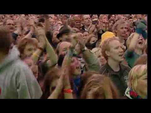 Kaizers Orchestra-Bak et halleluja live at øya