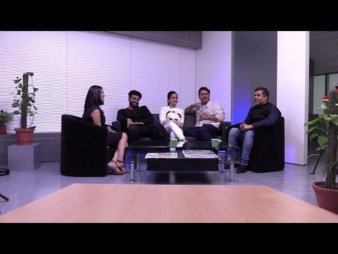 Unedited: Interview with cast of Half Girlfriend