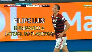 Filipe Luis vs Internacional HD 720p (25/09/2019)