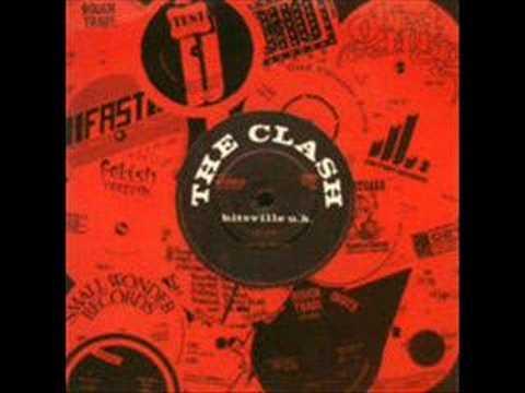 The Clash - Somebody Got Murdered [Single]