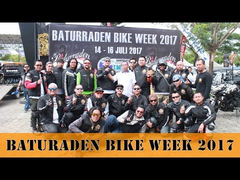 BIKERS MUSLIM - TOURING PURWOKERTO - BATURADEN BIKE WEEK 2017