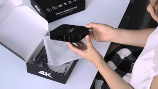 MXIII G Android tv box-show