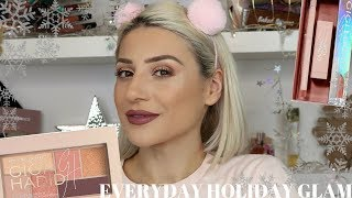 EASY EVERYDAY CHRISTMAS GLAM (DRUGSTORE EDITION) || GIO DREVELI ||