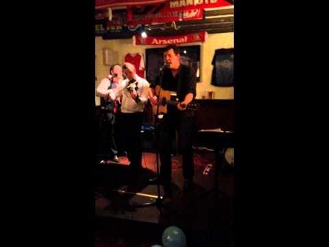 Rob Matheson sings Lowest Of The Low Rosy & Grey, with James Bowman and Rob Bowman.