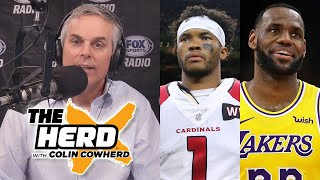 Kyler Murray Is the Best Athlete in the World. Not LeBron James - Colin Cowherd