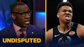 Skip & Shannon on Giannis $228M 5-year ext. with Bucks & LeBron's reaction   NBA   UNDISPUTED
