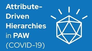 Attribute-Driven Hierarchies in Planning Analytics Workspace (COVID-19)