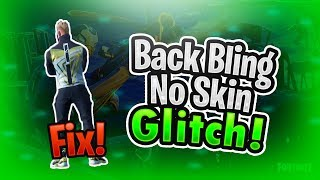 How To Fix The No Skin & Back Bling (GLITCH) in Fortnite Season 5 | Fortnite Battle Royale
