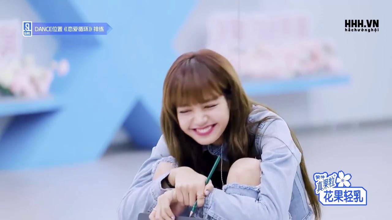 Lão sư Lisa: cười khi thấy Triệu Tiểu Đường nhảy.