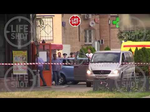 Штурм магазина Дикси в Москве с заложниками