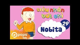 Hướng Dẫn Vẽ Nôbita - Siêu Nhân Bút Chì - Tập 29 - How to draw Nobita (from Doraemon's Best Friend)