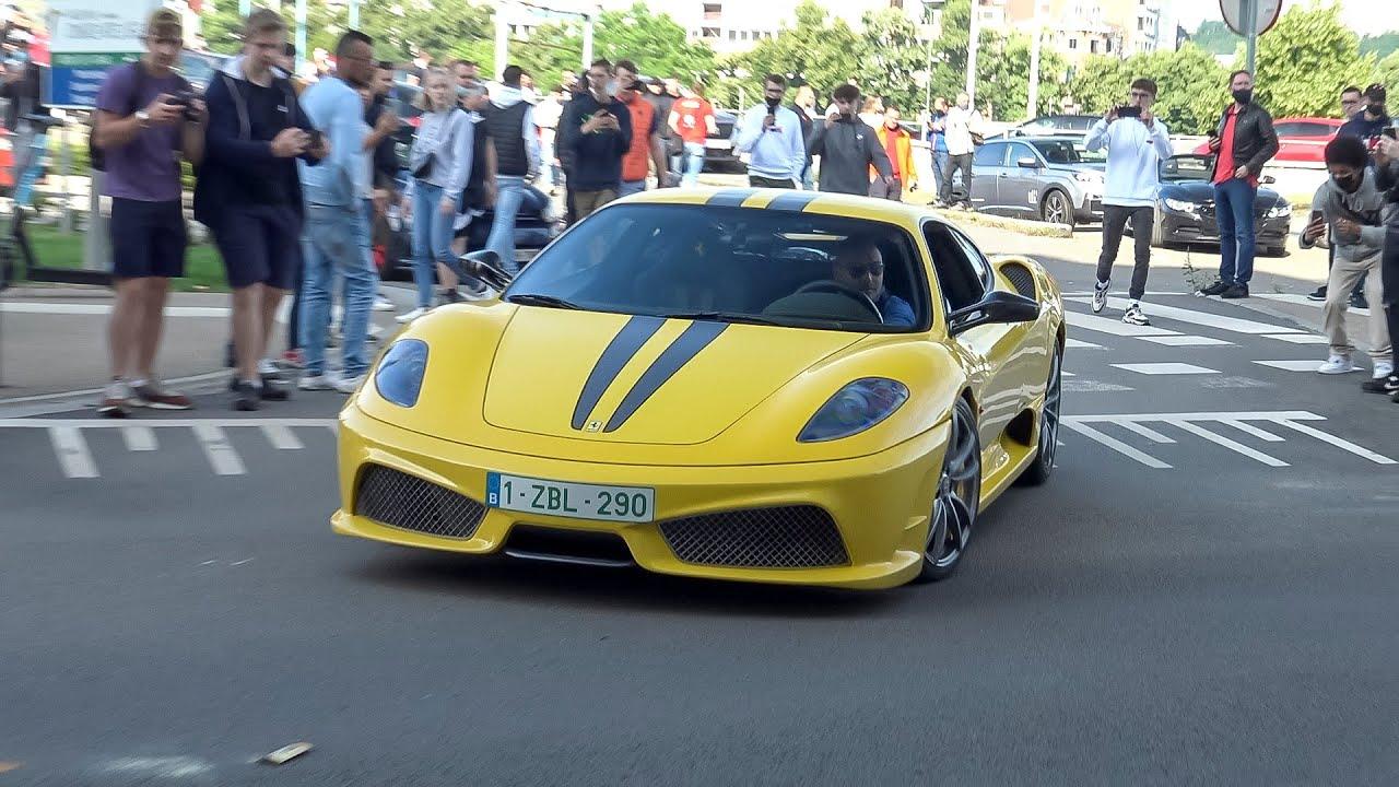 Ferrari 430 Scuderia - Accelerations, Revs & Downshifts !