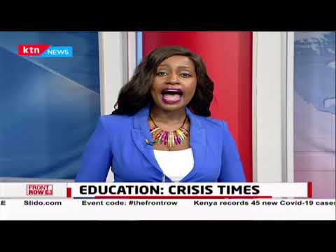 Normalising abnormal school calendar | THE FRONT RAW