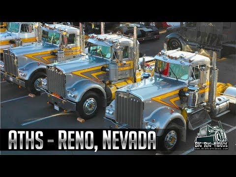 2019 ATHS Truck Show - Reno, Nevada