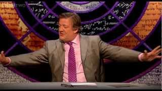Places - QI - Series 10 Episode 5 - BBC Two