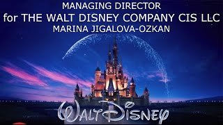 Managing Director for The Walt Disney Company CIS LLC at MGIMO
