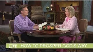 Debt Free | Biblical Prosperity | Pastor George Pearsons and Gloria Copeland | The Prosperous Life