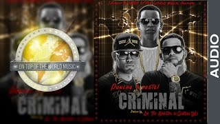 Pancho Y Castel Ft. J Alvarez - Criminal [Audio]