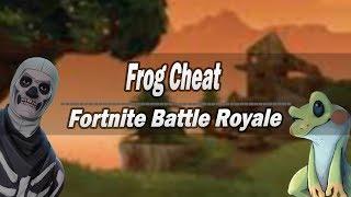 Hack Fortnite Battle Royale- Frog