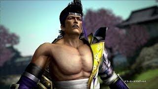 PS3/PS Vita版 2014年3月20日発売 『戦国無双4』 http://www.gamecity.ne.jp/sengoku4.