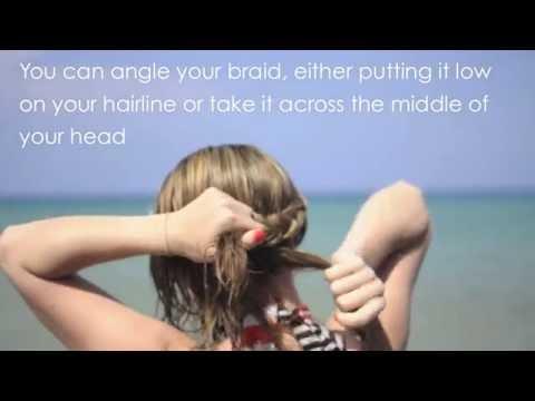 Hair Romance TV 4 - Braided beach holiday hairstyle tutorial thumbnail