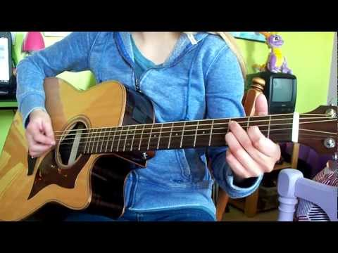 Final Fantasy VII: Interrupted by Fireworks Guitar Cover