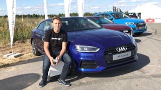 Тест-драйв Audi A5 coupe F5 / лучшее купе для stage 2? /  Ауди а5 2019