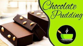 Chocolate Pudding Recipe | No Bake Recipes | Christmas Recipes | How To Make Chocolate Pudding