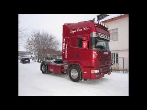 Scania Life Russia