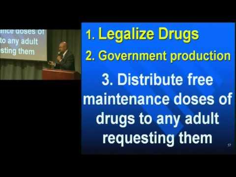 The War On Drugs Has Failed