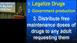 The War on Drugs Has Failed