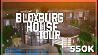 Mansion Tour! | Roblox Bloxburg | 550k