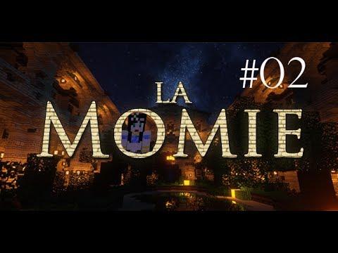 La Momie -  Minecraft - Ep 02 poster