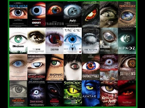 The All Seeing Eye Symbolism In Movie Posters