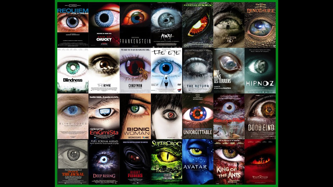 The All Seeing Eye Symbolism In Movie Posters Youtube