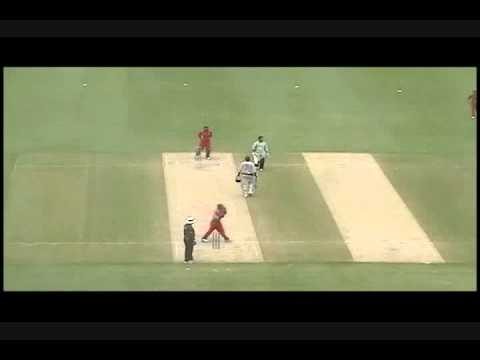 UAE Wickets in ICC Cricket Match vs Bermuda, April 14, 2011