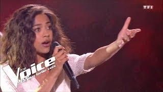 Céline Dion - Pour que tu m'aimes encore | Whitney | The Voice 2019 | Live Audition