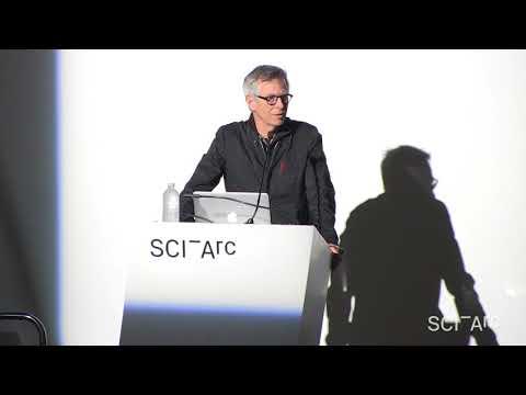 Neil M. Denari: 2017 B. Arch Thesis Prep Lecture (November 3, 2017)