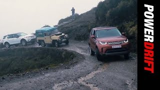 70 years of Land Rover : Immortalized in Sandakphu : PowerDrift