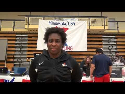 2014 MN Storm Holiday Cup: Women's OW, Randi Miller