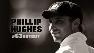 Phillip Hughes - #63NotOut