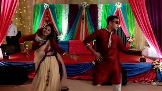 Best Bangladeshi Halud Dance performance
